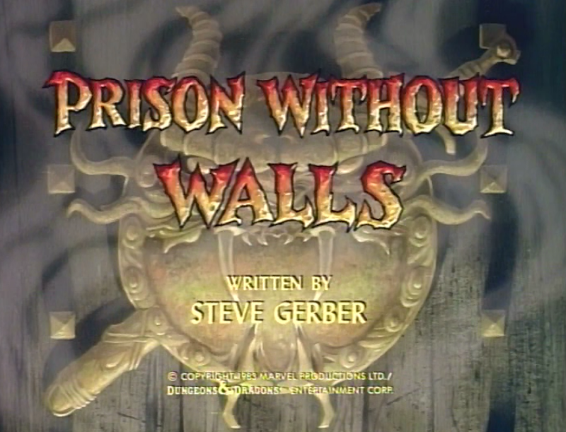 Prison without Walls title card