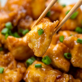 Chinese Takeout Orange Chicken Recipe