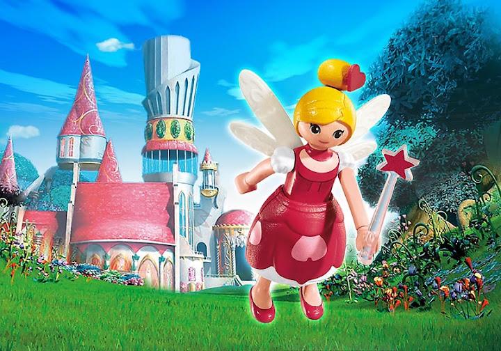 Contenido de Playmobil® 6689 Hada Lorella