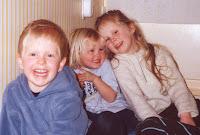 Groeneweg, Djody, Denise en Stephan 2001.jpg