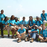 The Bridgeport WildLife Guards are a team of students learning and teaching about conservation in Bridgeport , CT.A team of students learning and teaching about conservation in Bridgeport , CT. On July 9, they visited Hammonasset Beach State Park to look at the bird conservation work that Menunkatuck has undertaken at the Park. The highlights were the looks at purple martin and tree swallow chicks.
