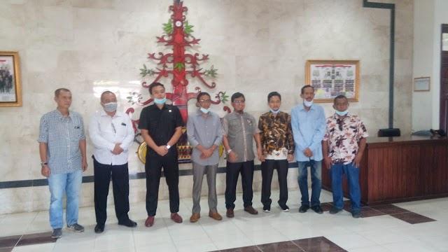 DPRD Kapuas Terima Kunjungan Legislator Banjarbaru