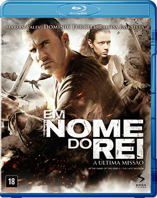 Filme Poster Em nome do Rei - A Última Missão BDRip XviD Dual Audio & RMVB Dublado