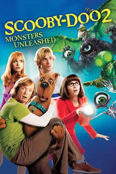 Capa Scooby-Doo 2 – Monstros à Solta Torrent