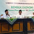 Geliat LPNU PWNU Jawa Tengah Membangun Tata Kelola Potensi Ekonomi Nahdliyyin 2021
