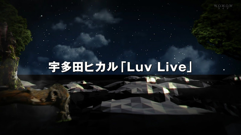 [MUSIC VIDEO] 宇多田ヒカル 「Luv Live」(2014.06.08/TS/11.06GB)