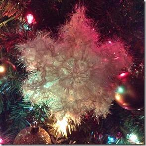 snowflake fuzzy