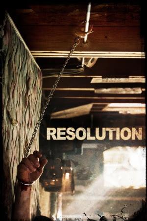 Filme Poster Resolution WEBRip XviD & RMVB Legendado
