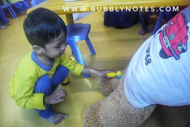 Preschool Moments  My 1st Student Parents Activities–Nail Hygiene (1)