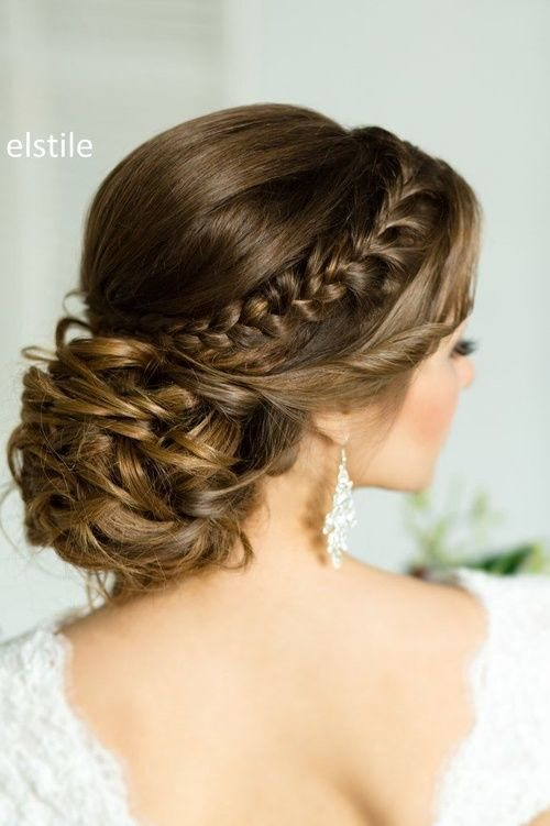 Best Amazing Wedding Hairstyles For 2018 ! 2