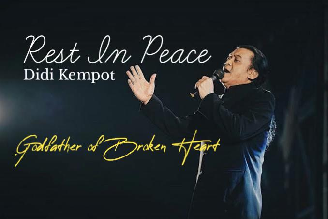 Dunia Musik Indonesia Kembali Berduka, Didi Kempot Meninggal Dunia