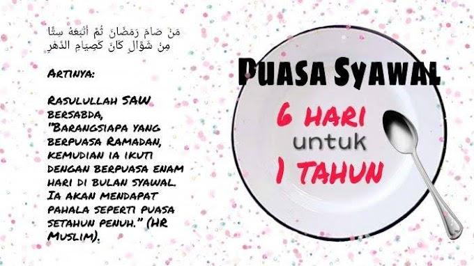 Self Reminder For Syawal