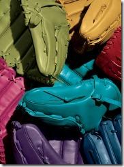 Coach - 55699- Baseball Glove Black, Saddle, Denim, Red, Flax, Cerise, Citrine, Royal,Turquoise, Vintage Orange - 325GBP