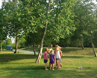kinderen op park 001