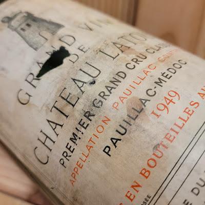 Château Latour 1949 (3) by ©LeDomduVin 2020