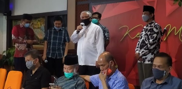 Din Syamsuddin Dan Para Aktivis Sepakat Kiblat Bangsa Telah Melenceng