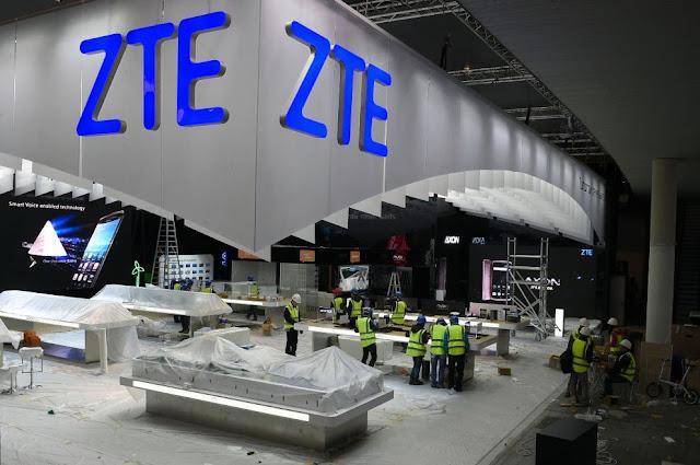 ZTE fined $1 billion