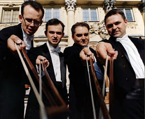 MozART group - the four musketeers