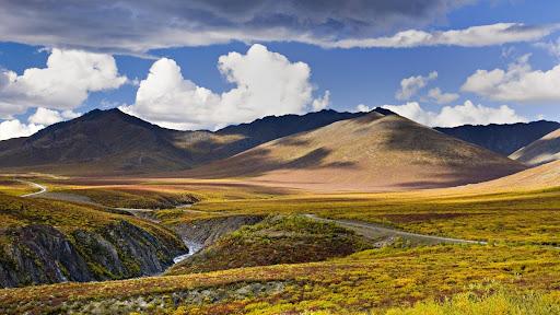 Ogilvie Mountains, Tombstone Territorial Park, Yukon, Canada.jpg
