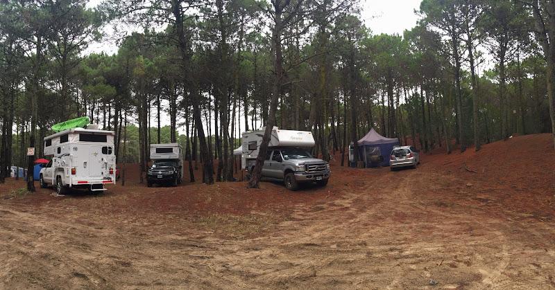 Campamento Bosque