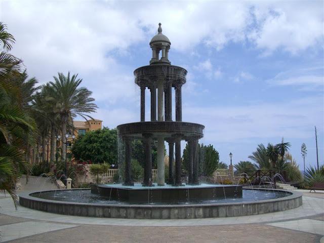 Fontaine du Rio Calma
