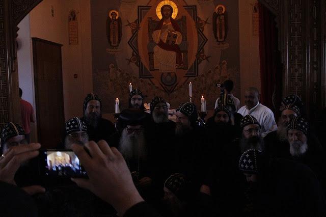 Consecration of Fr. Isaac & Fr. John Paul (monks) @ St Anthony Monastery - _MG_0576.JPG