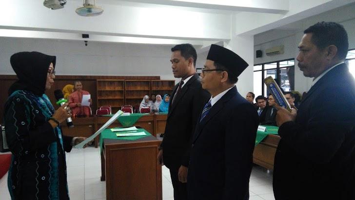Songsong Perubahan, UCY Lantik Wakil Rektor Hingga Kepala Biro Baru