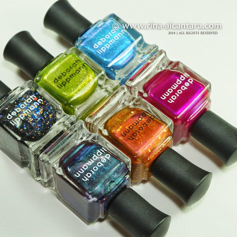 Deborah Lippmann Fantastical Collection (2014)