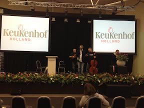 At Keukenhof / NL