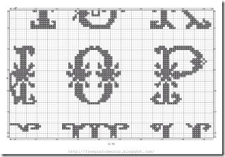 abecedario letras verdes punto cruz (6)