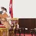 Deuba took oath as PM