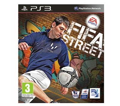 Fifa street voor Xbox 360 en PS3