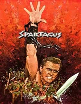 Capa Spartacus – 1960 Dublado 1960 Torrent