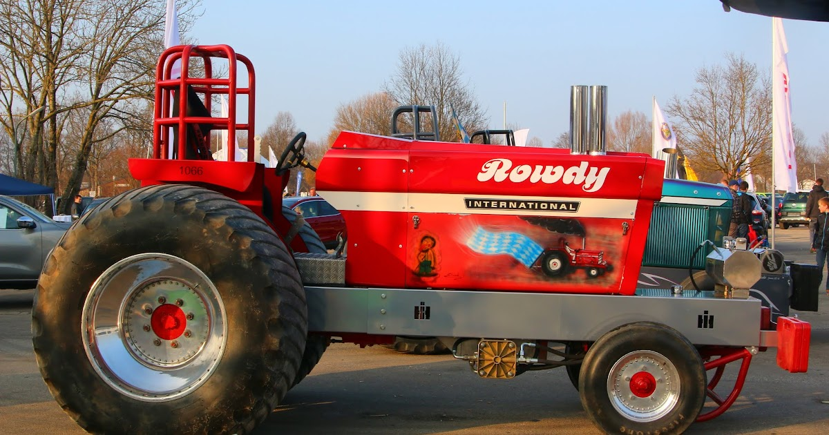 Tractor Pulling Motorcycle : Tractor pulling news pullingworld adac car