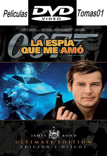 007 (10): La espía que me amó (1977) DVDRip