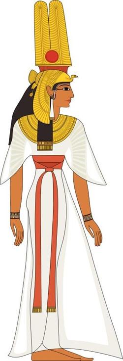 Os arqueólogos descobrem o antigo templo egípcio com dezenas de deusas de guerra chefiadas por leões 05
