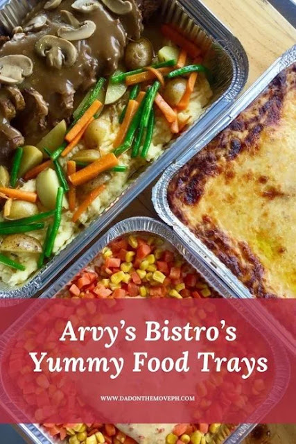 Arvy's Bistro food and restaurant review