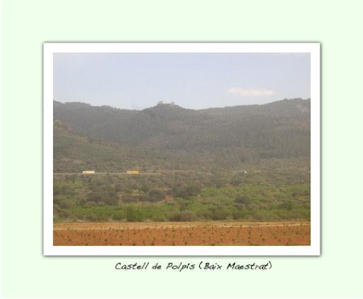 Fotografia del Castell de Polpís