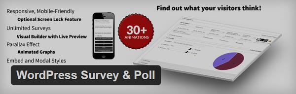 WordPress Survey & Poll