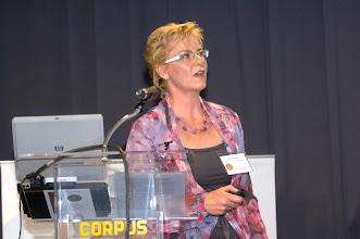 Photo: Dr. Roos Masereeuw winnaar Galenus Researchprijs 2010  © Bart Versteeg