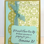 GW0621-D Cheer You Up December 2011 Design by Tammy Hershberger