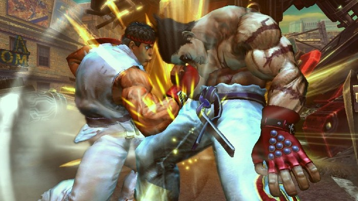 Street Fighter X Tekken Free PC Download Free Full Version