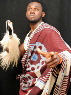 Nigerian traditional attire, male