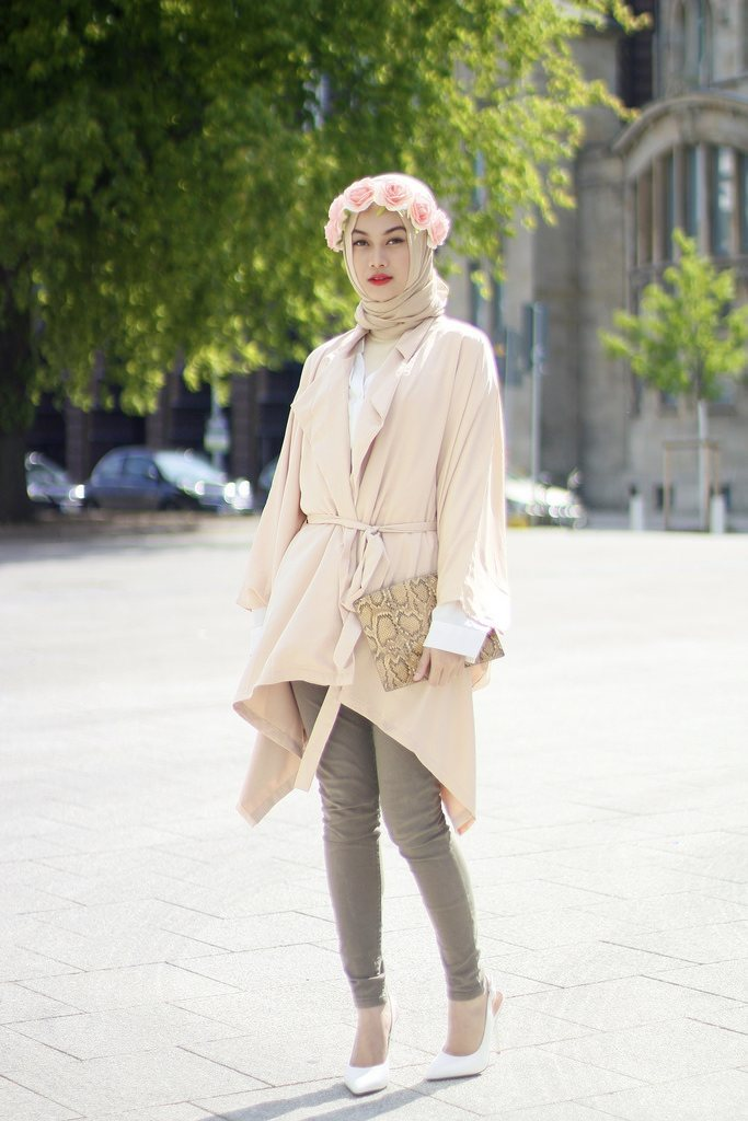 Casual hijab fashion style 2016 styles 7 Summer hijab fashion style ideas