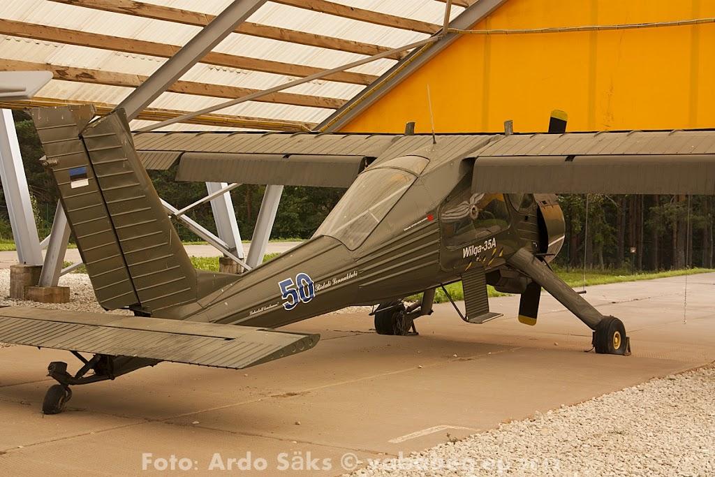 23.08.12 Eesti Lennundusmuuseumi eksponaadid 2012 - AS20120823LENNUK_054V.JPG
