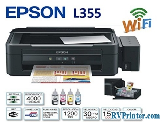 Epson L355 printer detailed features review