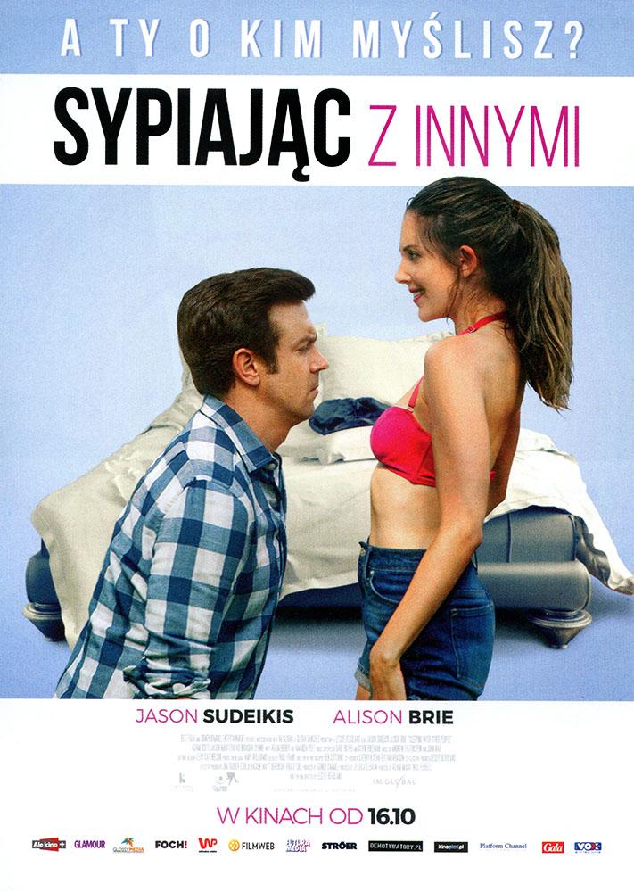 Ulotka filmu 'Sypiając Z Innymi (przód)'