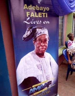 See Photos From Burial Of Veteran Actor, Adebayo Faleti