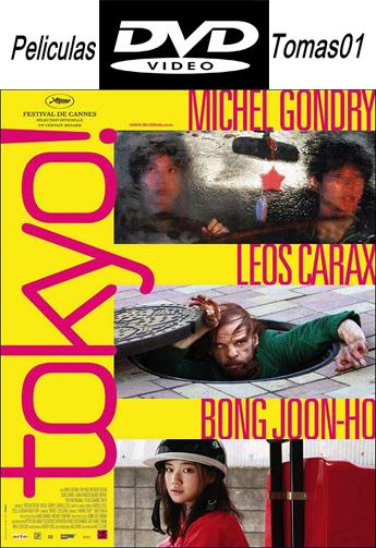 Tokyo! (2008) DVDRip