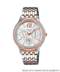 Casio Sheen : SHE-5514D-7A